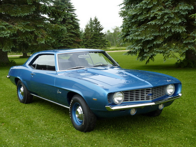 1969 Chevrolet Camaro Zl 1 Heading To Auction