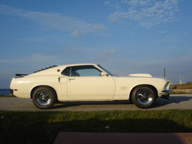 1969 Ford Mustang Boss 429, for sale in Sweden