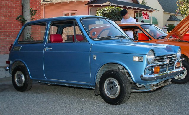 1970 Honda N600 (Image: Wikimedia Commons)