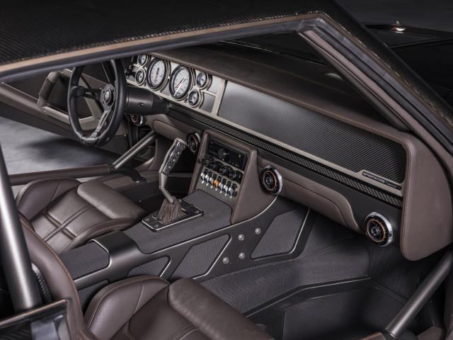 Demon Powered Carbon Fiber Bodied 1970 Dodge Charger Arrives At Sema