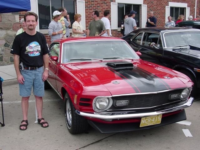 1970 Ford Mustang Mach I
