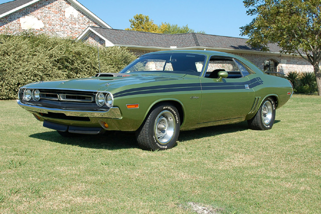 1971 Dodge Hemi Challenger For 395 000