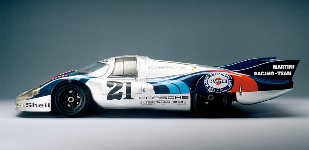 Legendary Porsche 917 race car turns 40