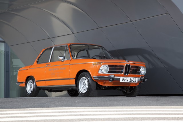 Bmw Releases New Video On First Electric Car 1972 Bmw 1602e