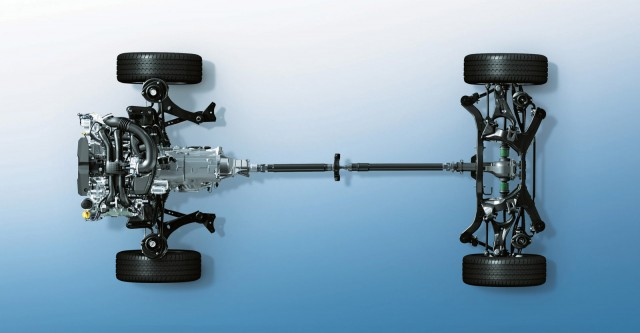 Here S How Subaru S 4 All Wheel Drive Systems Work