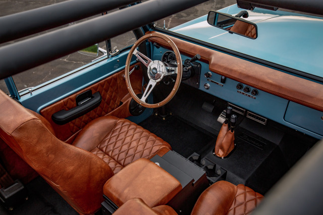 1973 Ford Bronco by Velocity Restorations