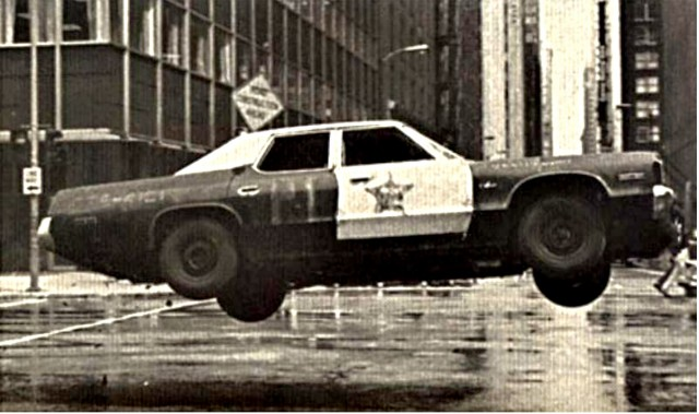 1974 Dodge Monaco from The Blues Brothers