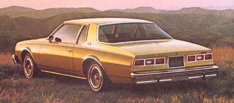 1977-79 Box Caprice Coupe