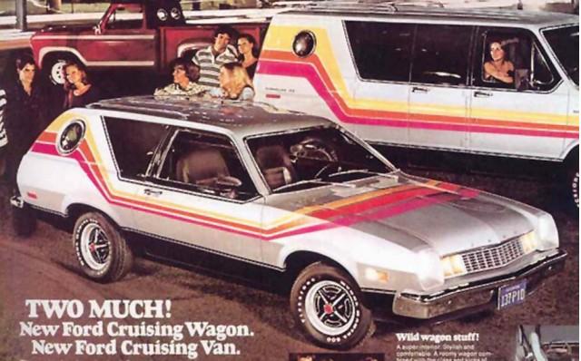 Guilty Pleasure Ford Pinto Cruising Wagon