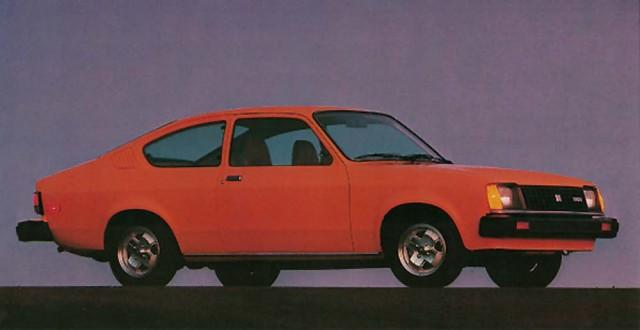 1981 Isuzu I-Mark Diesel