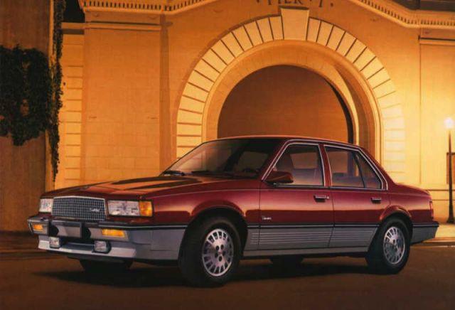 1982 Cadillac Cimarron