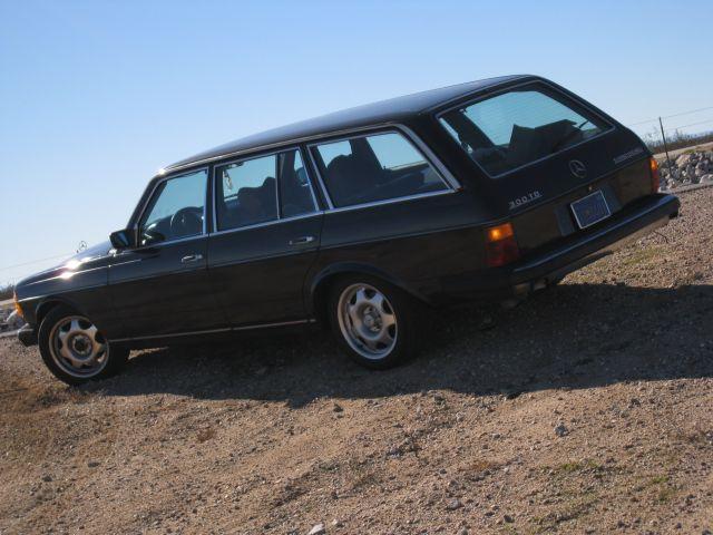 1982 Mercedes-Benz 300TD