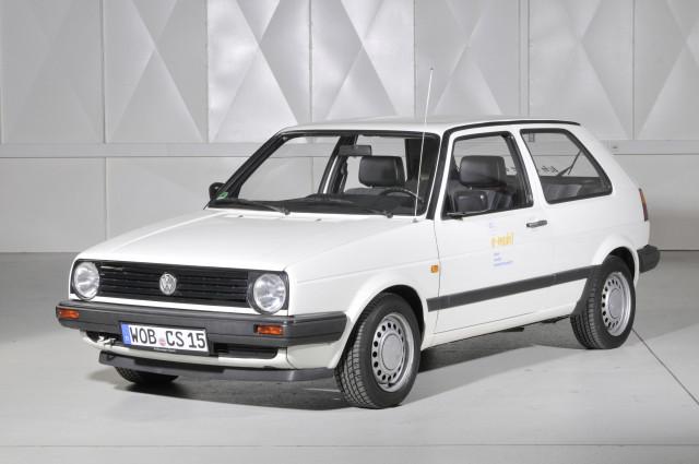 1984-85 Volkswagen Golf 2 CityStromer
