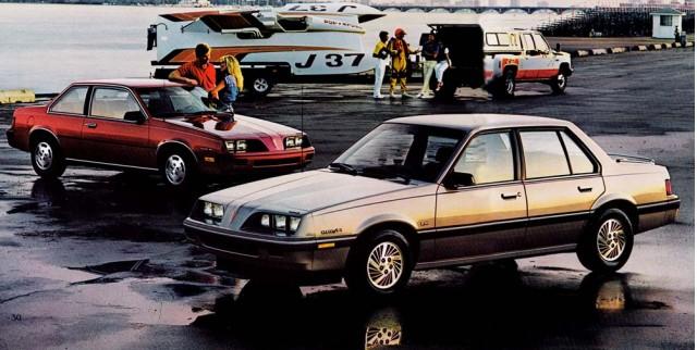 1984 Pontiac 2000 Sunbird Turbo