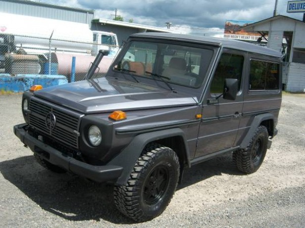 Craigslist Diesel G Wagen Awesomeness For Just 23 500