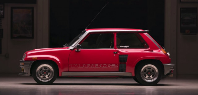 1985 Renault R5 Turbo2 on Jay Leno's Garage
