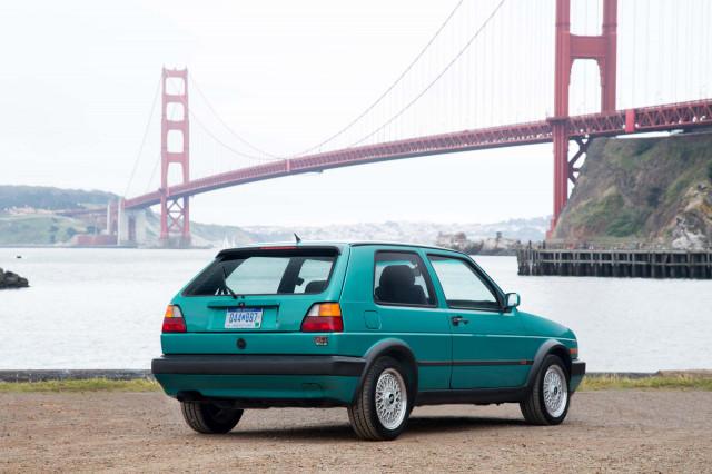 1991 Volkswagen GTI