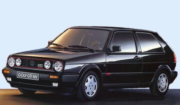 1985 Volkswagen Mk2 GTI