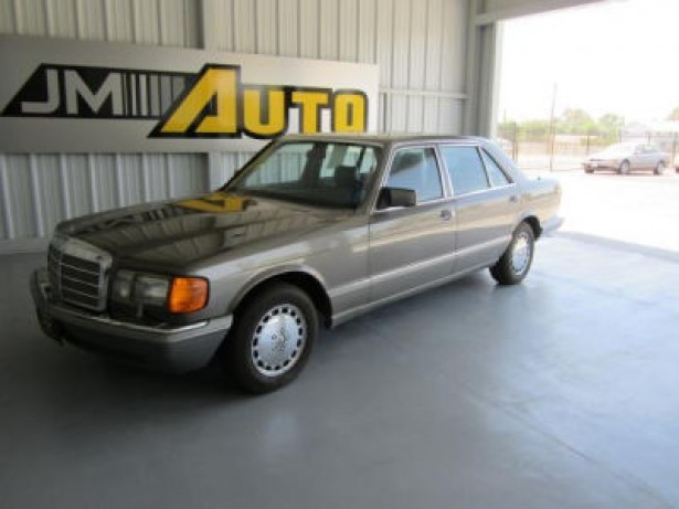 1987 Mercedes-Benz S Class used car