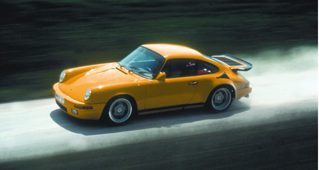 1987 Ruf CTR 'Yellowbird'