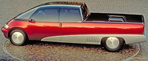 1988 GMC Centaur concept