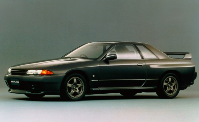 Is the nissan skyline r32 legal in the us