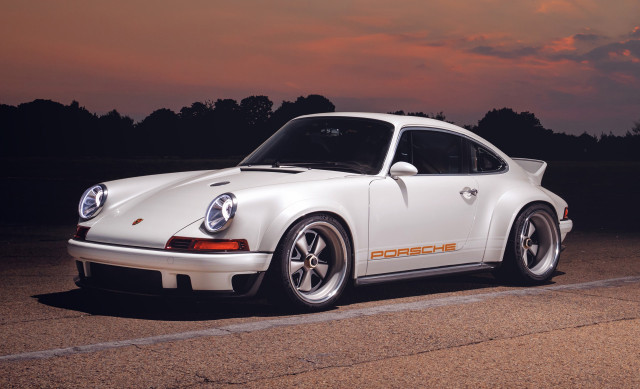 Singer And Williams Elaborate On Their Lightweight 911