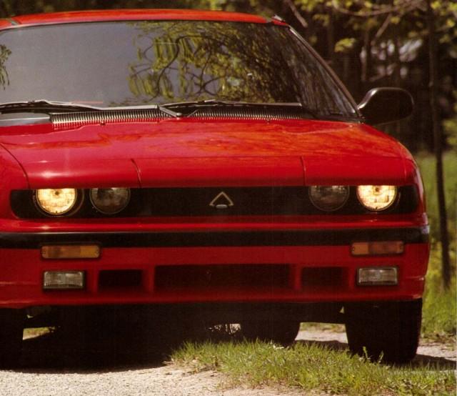 1992 Asüna Sunfire