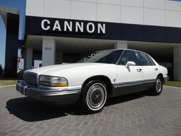 1993 Buick Park Avenue Ultra used car