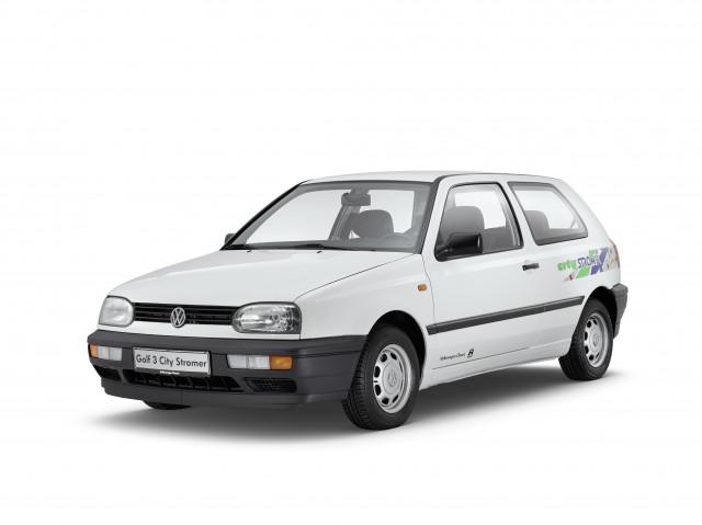 1994-1996 Volkswagen Golf 3 CityStromer