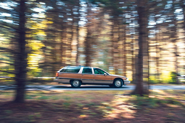 1994 Buick Roadmaster, photo by DW Burnett