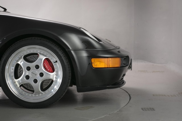 1994 Porsche 911 3.6 Turbo Flatnose