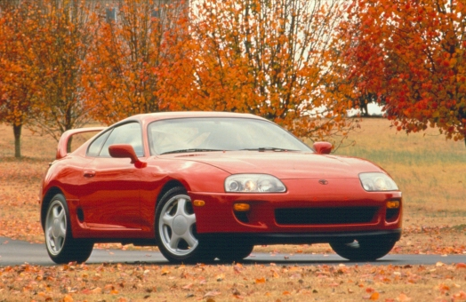 2017 Toyota Supra >> Toyota Supra Rumors Grow Stronger Again With Trademark Filing