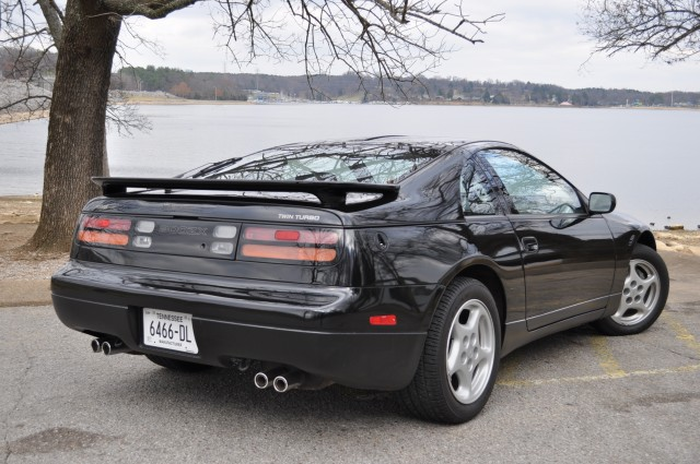 1996 Nissan 300ZX Twin-Turbo