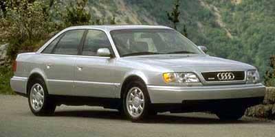 1997 Audi A8