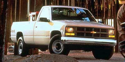 1997 Chevrolet C/K 1500 Work
