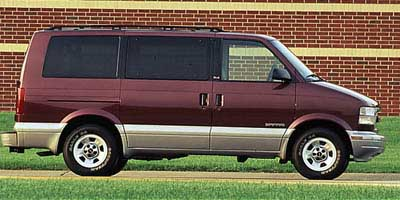 1997 GMC Safari Passenger