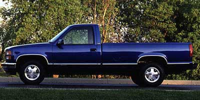 1997 Gmc Sierra 1500 Review Ratings Specs Prices And Photos The Car Connection