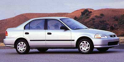 1997 Honda Civic LX