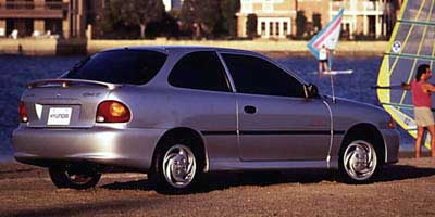 Image: 1997 Hyundai Accent GT, size: 400 x 200, type: gif, posted on