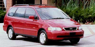 1997 Isuzu Oasis S