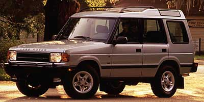 1997 Land Rover Discovery SD