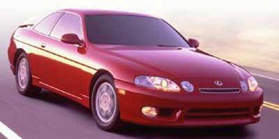 1997 Lexus SC 300 Luxury Sport Cpe