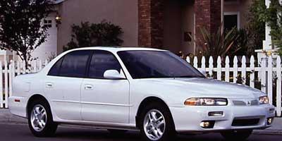 1997 Mitsubishi Galant DE