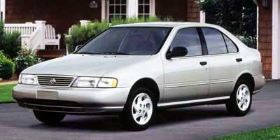 1997 Nissan Sentra GLE