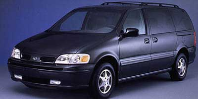 1997 Oldsmobile Silhouette GL