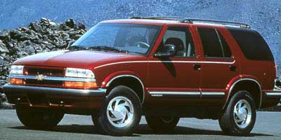 1998 Chevrolet Blazer (Chevy) Review, Ratings, Specs ...