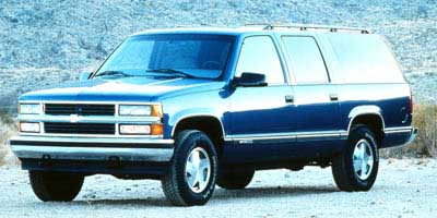 1998 chevrolet suburban chevy review ratings specs prices and photos the car connection 1998 chevrolet suburban chevy review