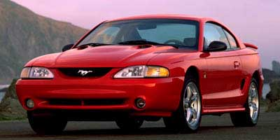 1998 Ford Mustang Review, Ratings, Specs, Prices, and ...