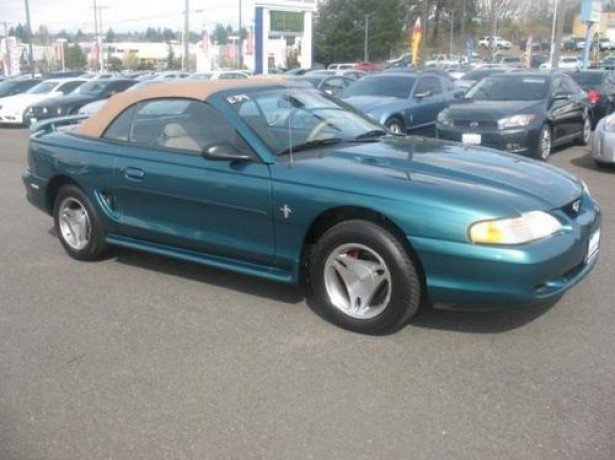 1998 Ford Mustang used car